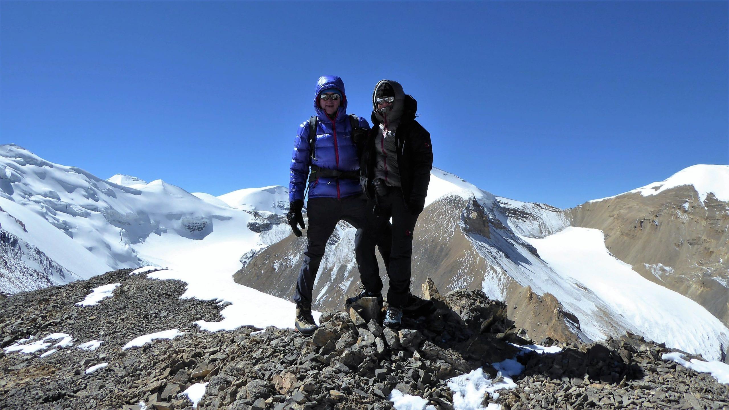 Ramdung Peak Climbing in Nepal