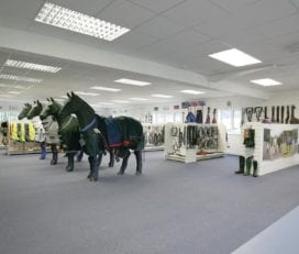 Barker Saddlery Of Walsall