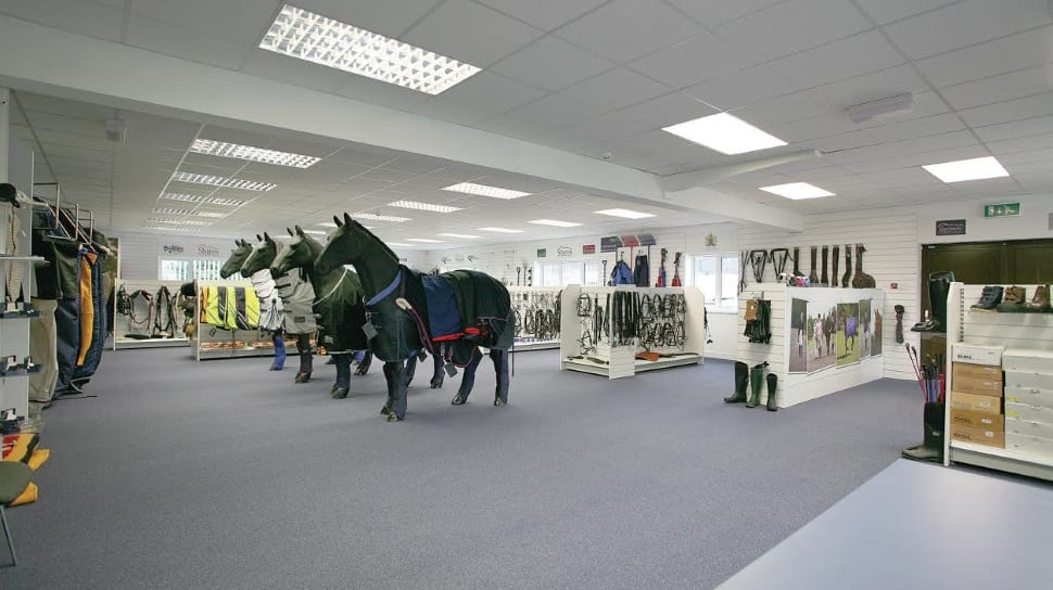 County Saddlery Ltd