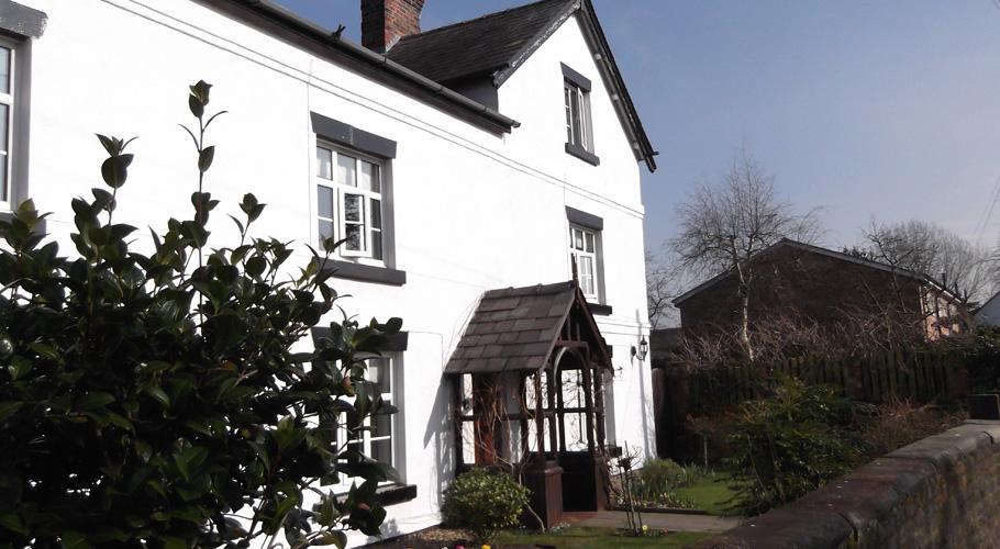 Church End Farm House