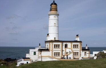 Corsewall Lighthouse Hotel