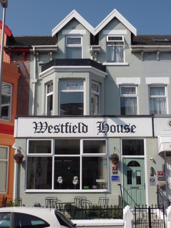 Westfield House Hotel Blackpool