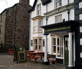 White Lion Hotel Machynlleth