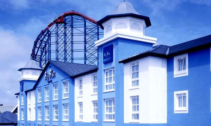 Big Blue Hotel Blackpool