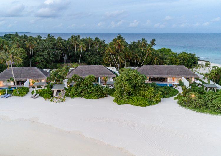 Fairmont Maldives – Sirru Fen Fushi