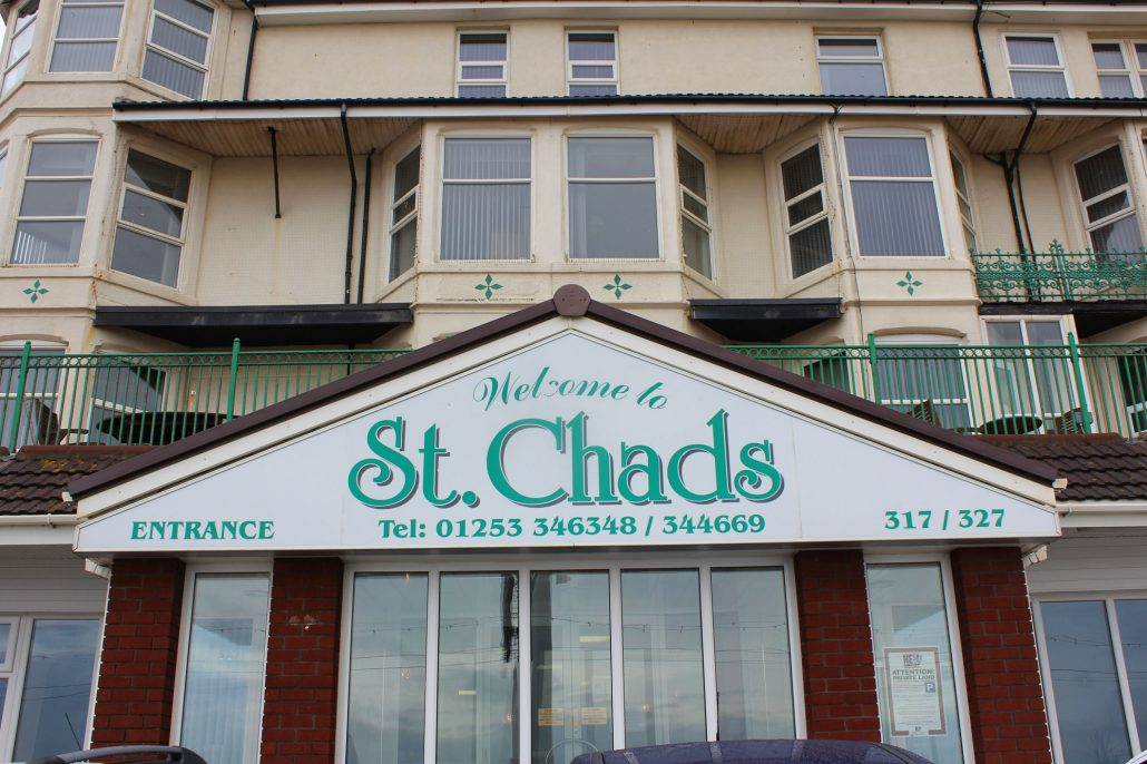 St Chads Hotel Blackpool