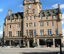 Malmaison Edinburgh Leith