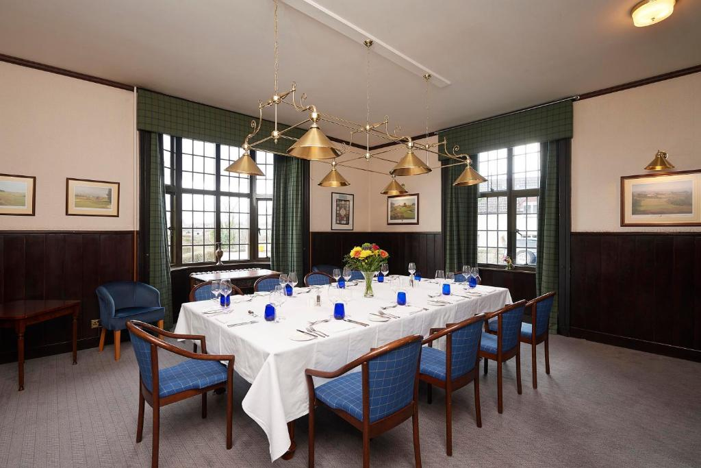 royal marine hotel brora dining